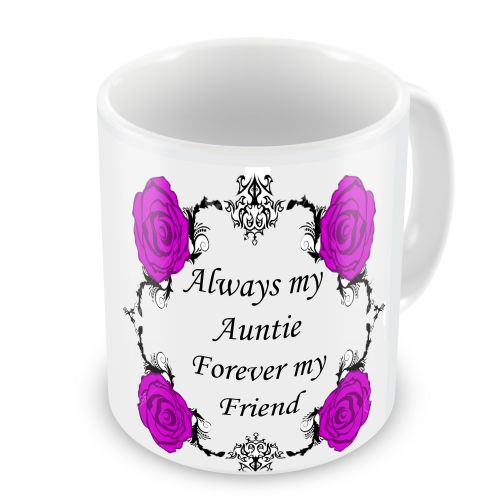 Always My... Forever My Friend Novelty Gift Mug